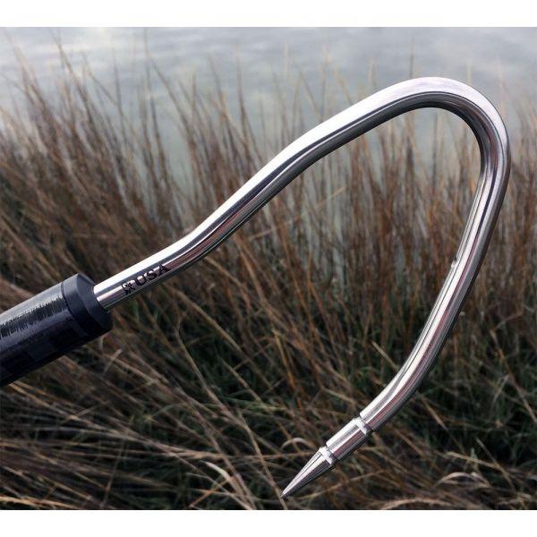 Marsh Tacky Carbon Fiber Pro Gaff - 8ft - 2in Hook