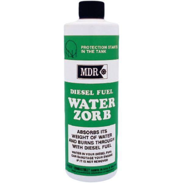 MDR Diesel Fuel Water Zorb