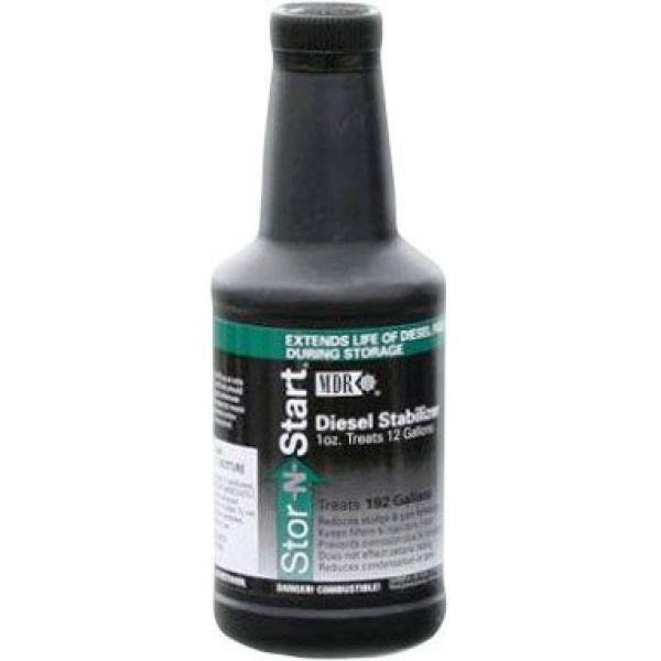 MDR Stor-N-Start Diesel Stabilizer - 8 oz.