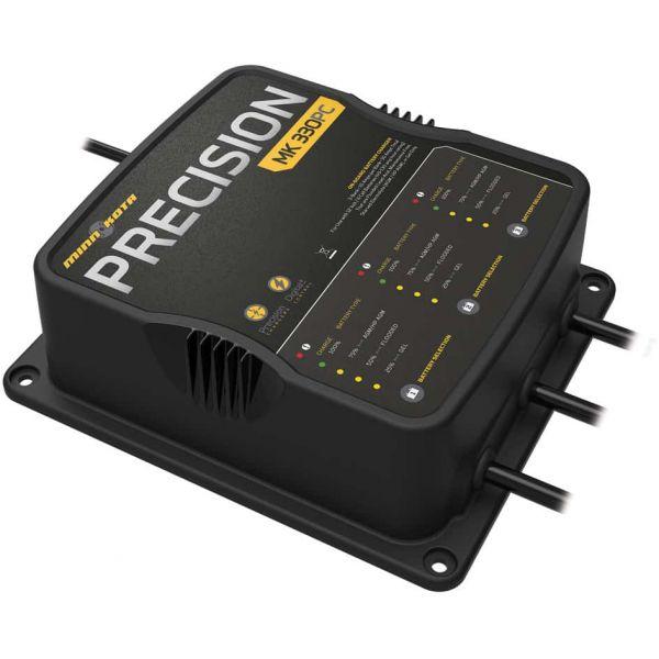 Minn Kota 1833300 MK330PC 3 Bank x 10 Amp Precision Charger