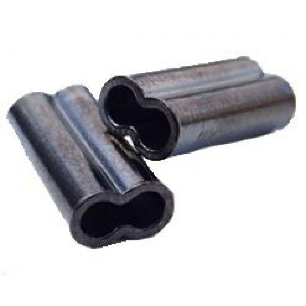 Momoi Diamond Mini Copper Double Sleeves - 25 Pack 2.3mm
