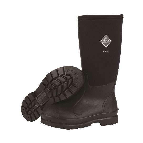 Muck Boots Chore Hi Boots - M10