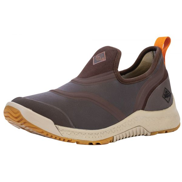 Muck Boots Mens Outscape Low Shoe - Brown