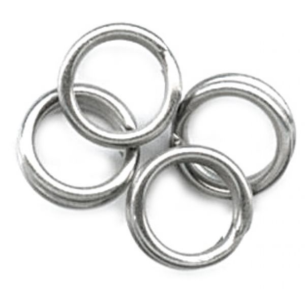 Mustad MA033 Stainless Steel Split Rings