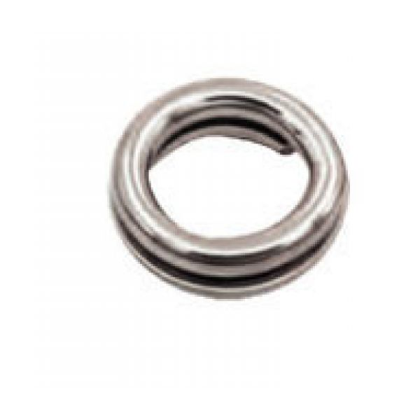 Mustad MA108-SS Ultra Stainless Steel Split Ring