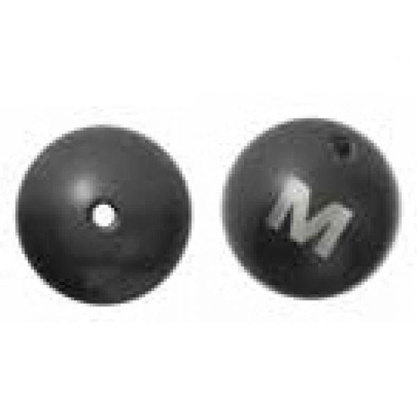 Mustad Tungsten TitanX Beads