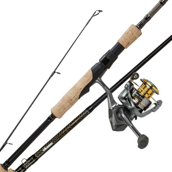 Okuma AV-S-662ML-3000 Avenger Spinning Combo - 6 ft. 6 in.