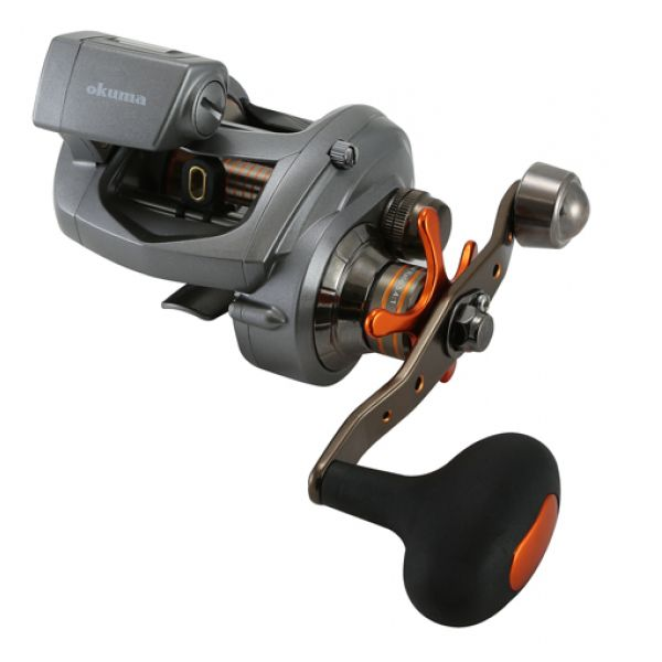 Okuma Cold Water 350 Low Profile Line Counter Reels
