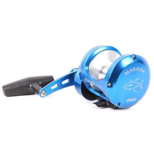 Okuma MK 16IISEa Blue Makaira 2 Speed Lever Drag Reel