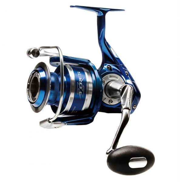 Okuma Z-6000H-Blue Azores Spinning Reel