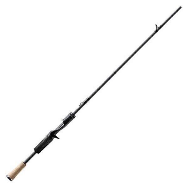 13 Fishing FTBC67M Fate Black Casting Rod