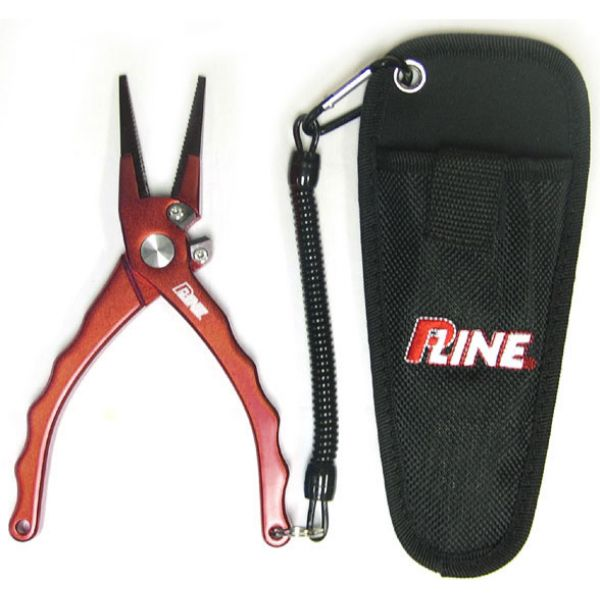 P-Line Adaro Pliers APP 7.5'' Red Aluminum