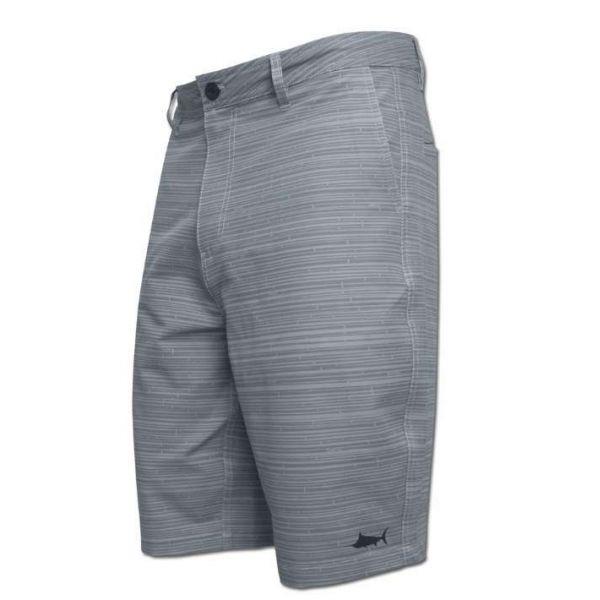 Pelagic 271-G Evolve Hybrid Shorts - Grey - Size 36