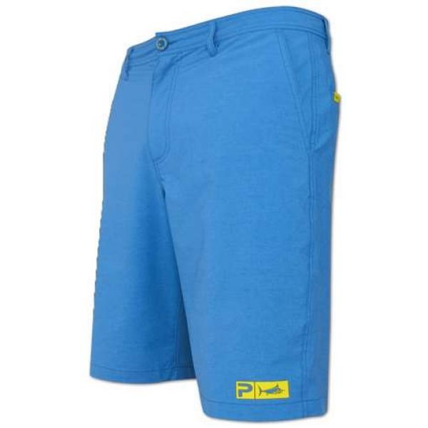 Pelagic 272-RY Deep Sea Hybrid Shorts - Royal - Size 32