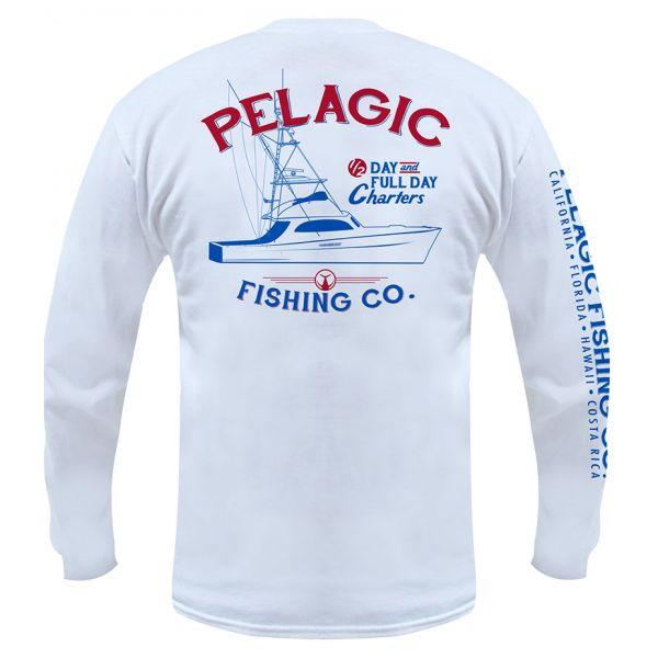 Pelagic Charter Long Sleeve T-Shirt