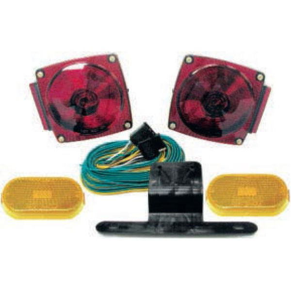 Peterson 546 Submersible Trailer Light Kit