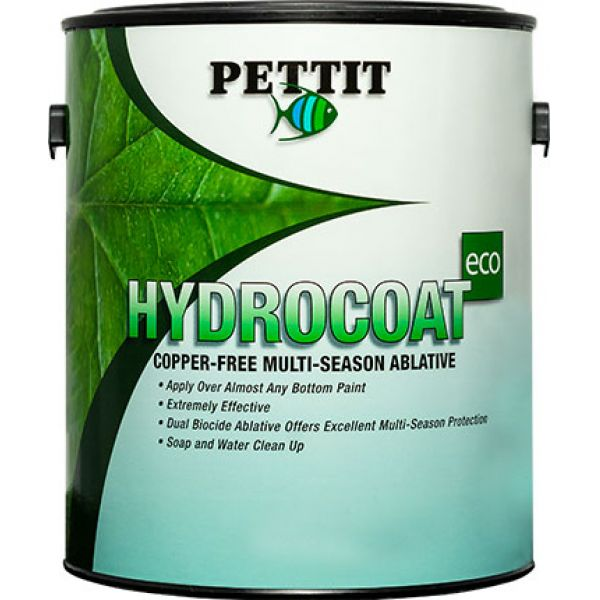Pettit Hydrocoat Eco Bottom Paint - Gallon - Blue