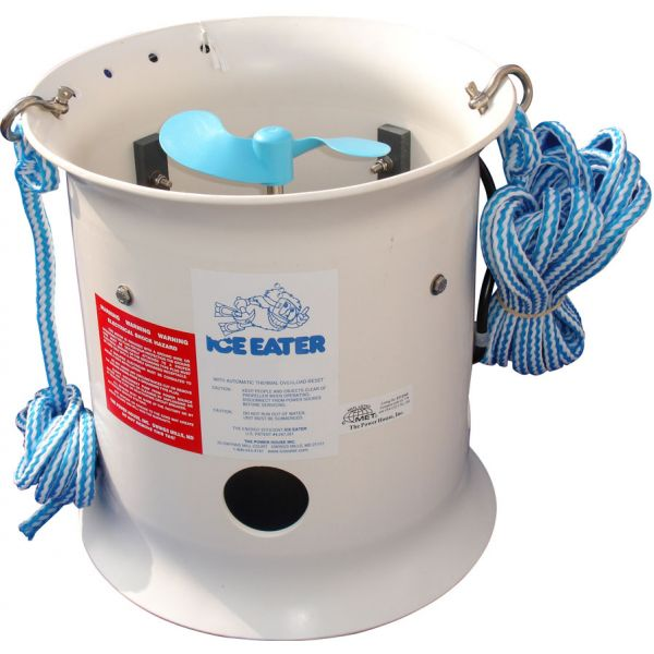 Power House P750 .75HP 115V Ice Eater with 25ft Cord