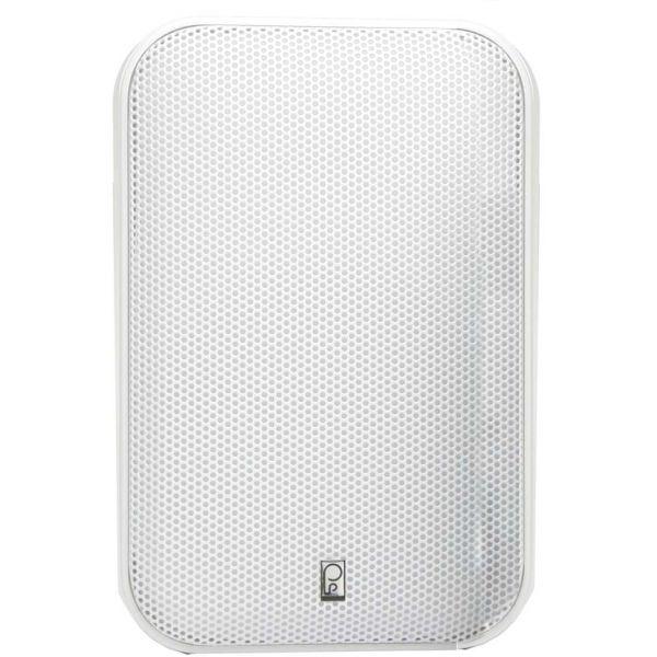 Poly-Planar MA905 Platinum Two-Way Panel Speaker Pair - White