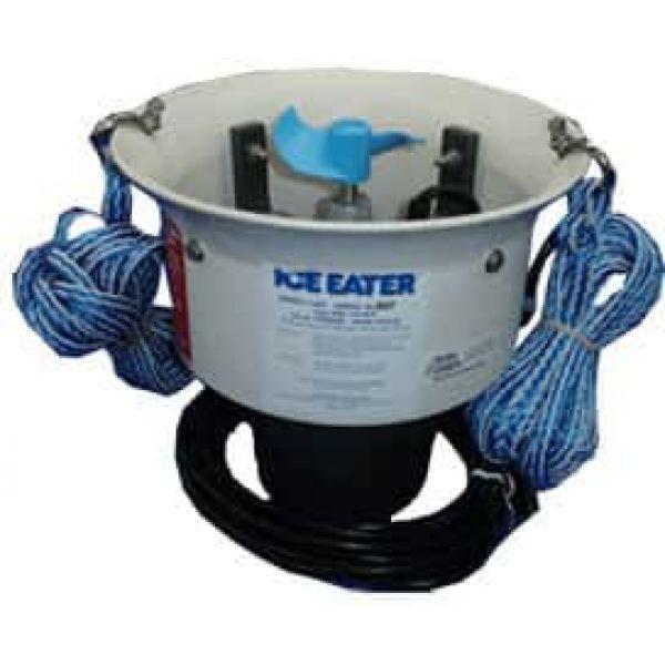 Power House P250-25-115V 1/4HP Ice Eater - 115V w/ 25 ft. Cord
