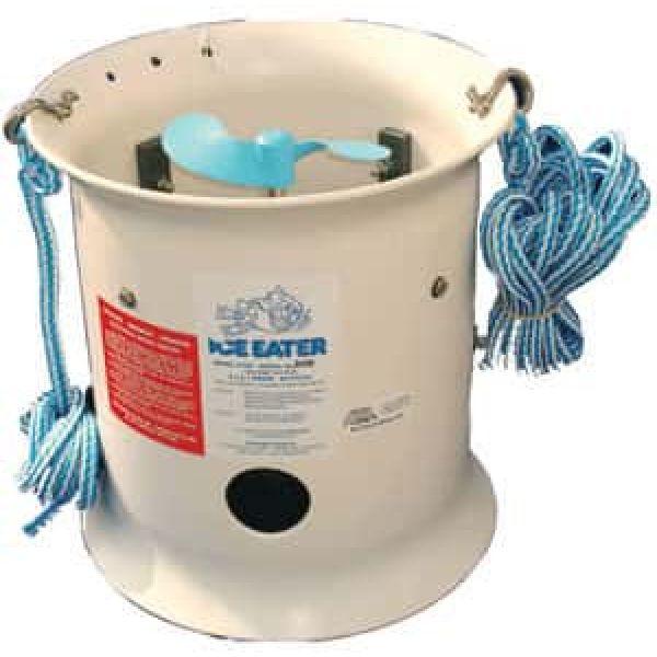 Power House P500-25-115V 1/2HP Ice Eater - 115V w/ 25 ft. Cord