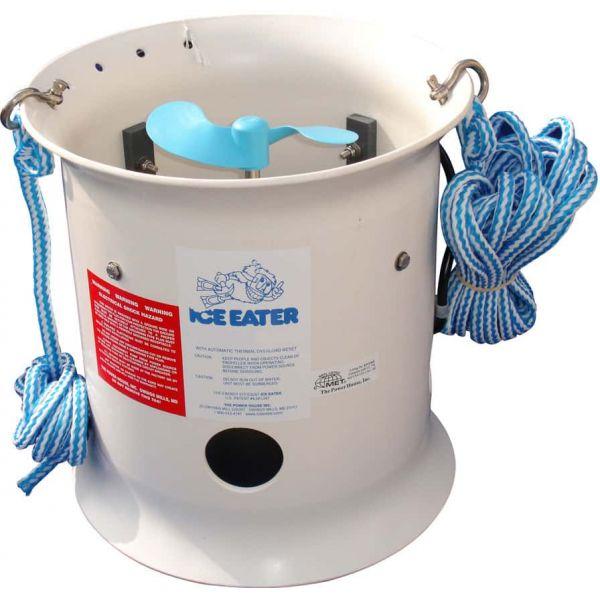 Power House P750-100-115V 3/4HP Ice Eater - 115V w/ 100 ft. Cord