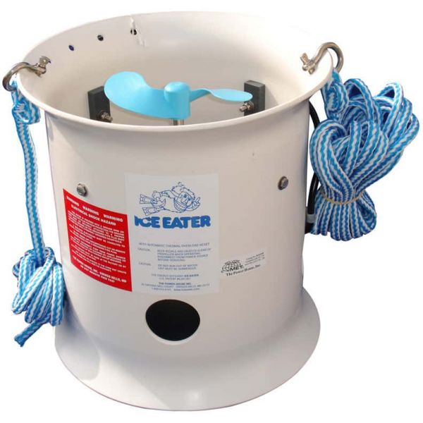 Power House P750-200-230V 3/4HP Ice Eater - 230V w/ 200 ft. Cord