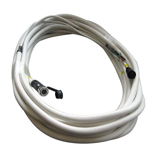 Raymarine 15M Digital Radar Cable w/RayNet Connector On One End