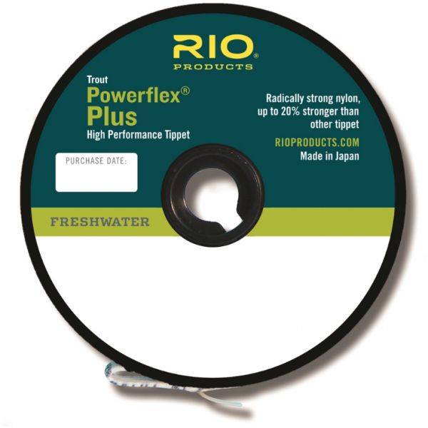 RIO 6-22036 Powerflex Plus Tippet - 2X