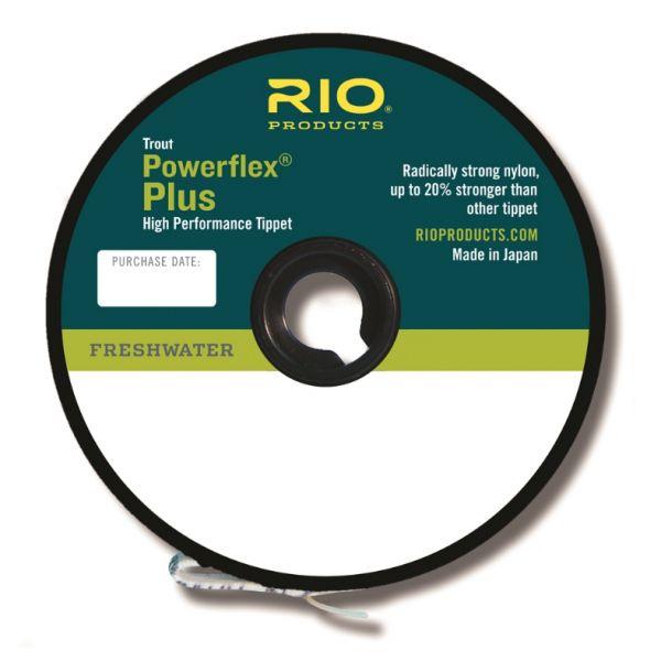 RIO 6-22038 Powerflex Plus Tippet - 0X