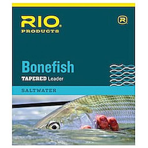 Rio 6-24261 Bonefish Tapered Leader