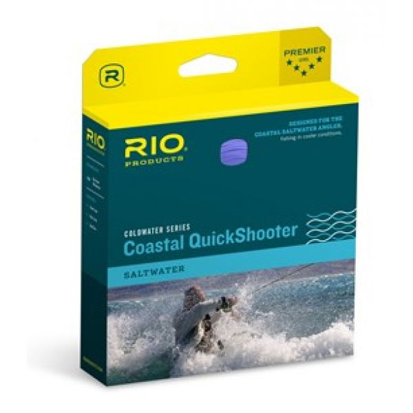 Rio Coastal Quickshooter XP Fly Line