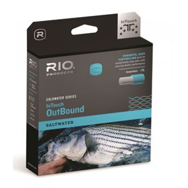 Rio InTouch OutBound Fly Line WF10F/I