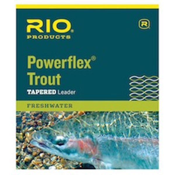 Rio Powerflex Tippet 30yds