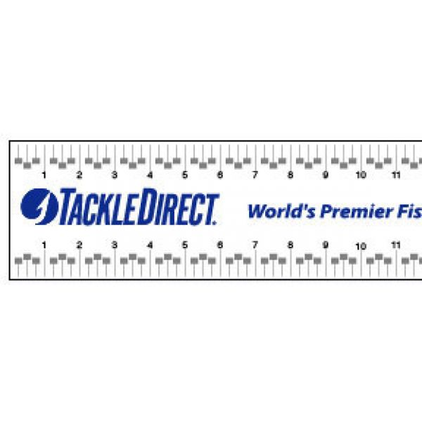 TackleDirect Ruler Sticker