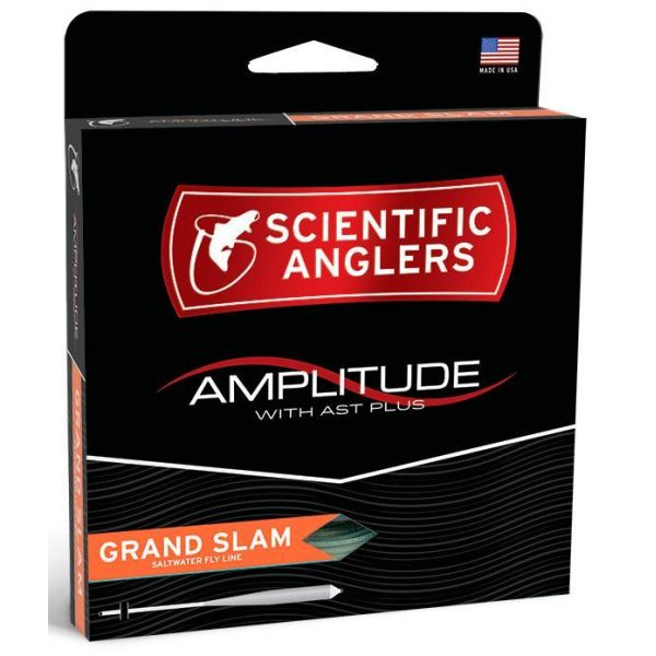 Scientific Angler Amplitude Grand Slam Fly Line WF-7-F