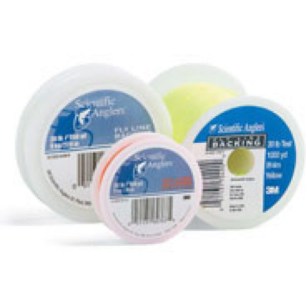 Scientific Anglers Dacron Fly Line Backing White 30lb 100yds
