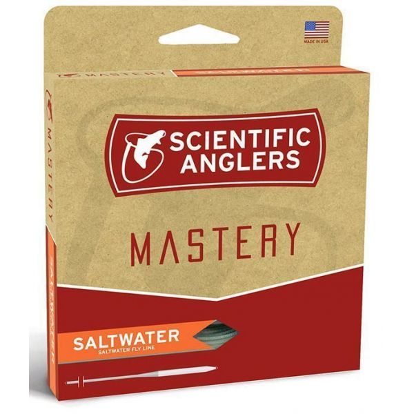 Scientific Anglers Mastery Saltwater Fly - Line WF-8-F