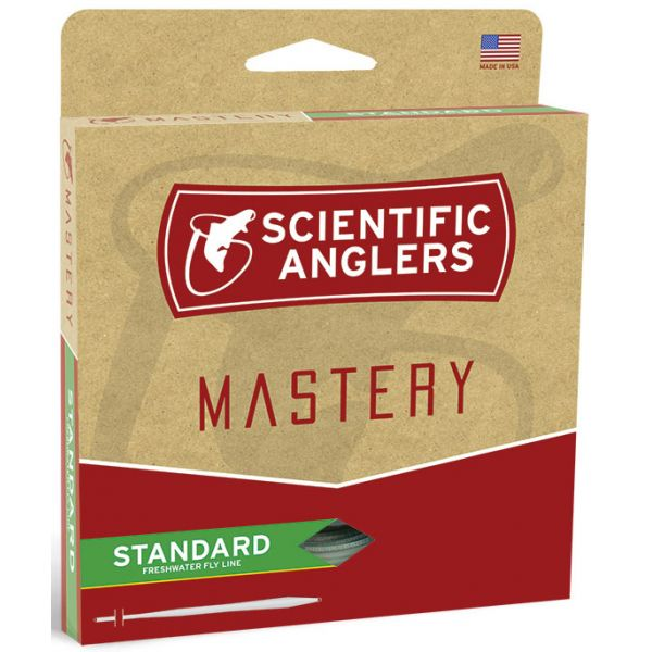 Scientific Anglers Mastery Standard Fly Line WF-6-F