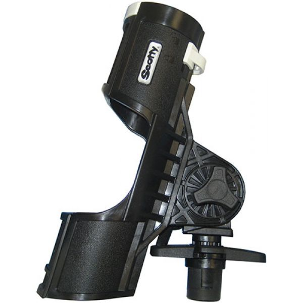 Scotty 401-BK ORCA Rod Holder w/ 244L Flush Deck Mount