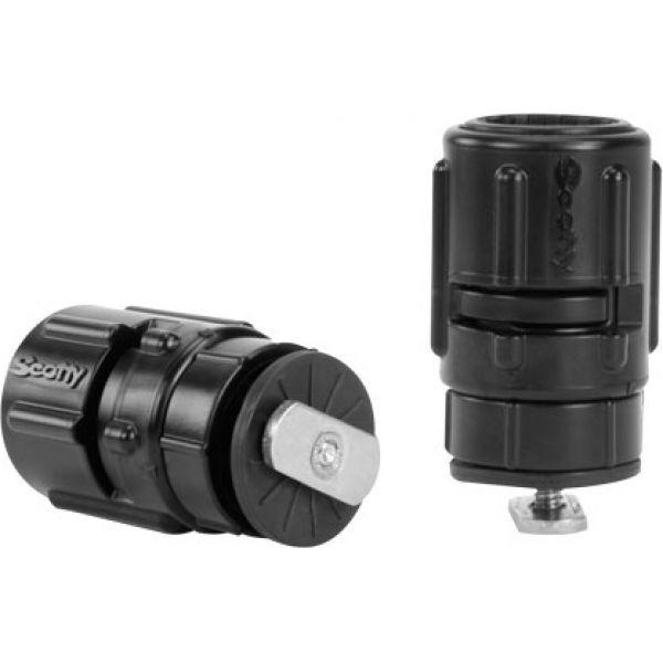 Scotty 438 Gear-Head Track Adapter
