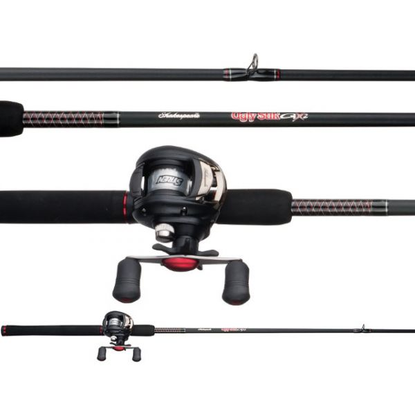 Shakespeare USCA661M/LPCBO Ugly Stik GX2 Low Profile Combo