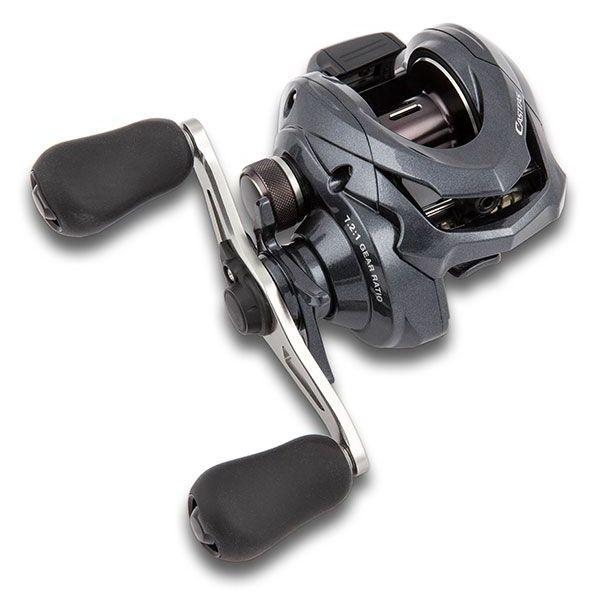 Shimano Casitas Low Profile Baitcasting Reels