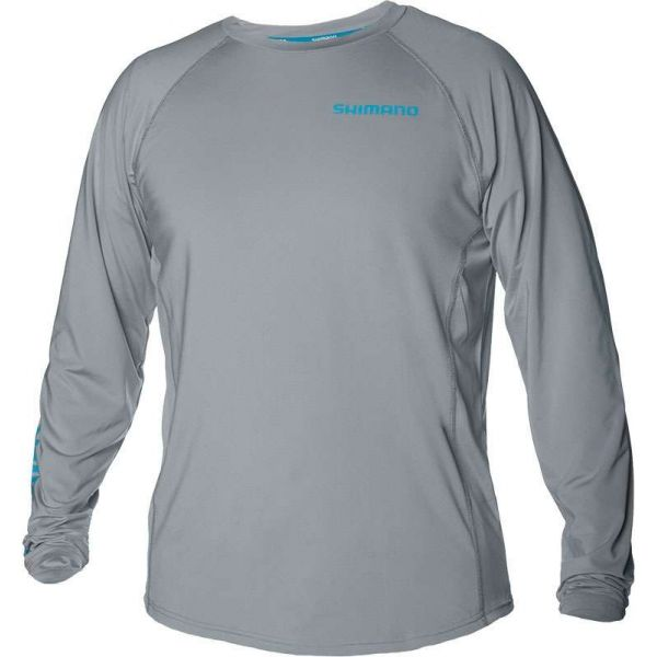 Shimano Castor Long Sleeve Technical Shirt