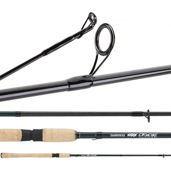 Shimano Crucial B Freshwater Spinning Rods