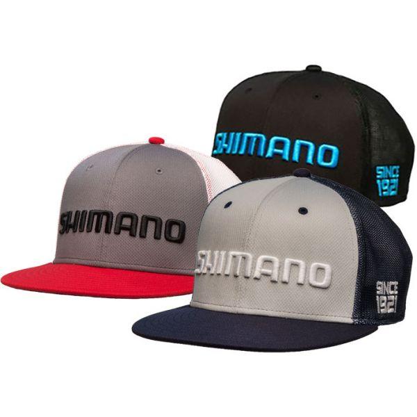 Shimano Flat Bill Hat