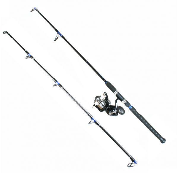 Shimano SP8000SW Spheros Reel / TackleDirect Custom Rod Spinning Combo