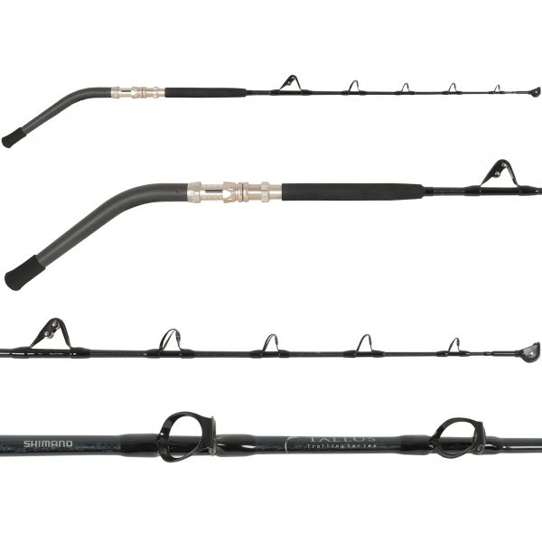 Shimano Tallus Stand-Up Curve Butt Rods