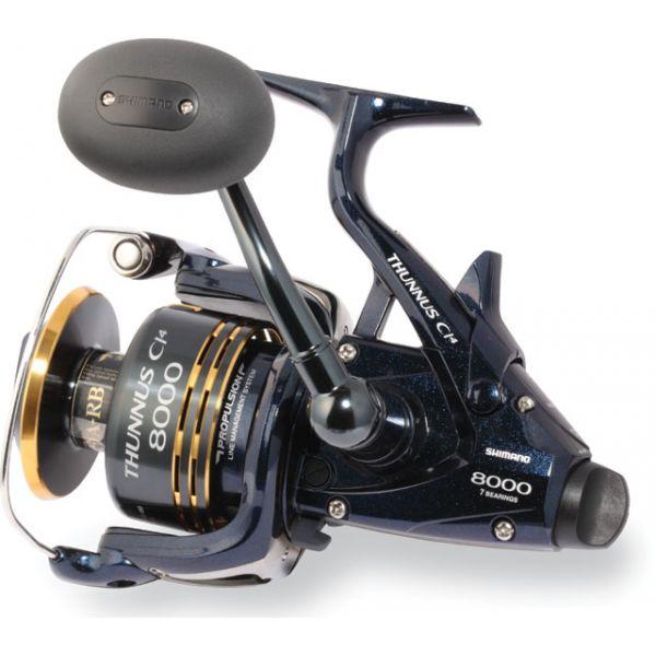 Shimano Thunnus TU8000CI4 Spinning Reel