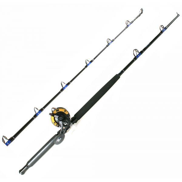 Shimano TLD30IIA Reel / TackleDirect TDSSUT601MHSB Custom Combo